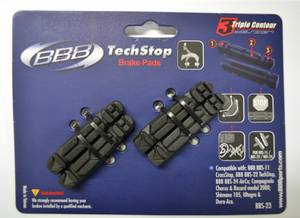 Bilde av BBB TechStop Brake Pads